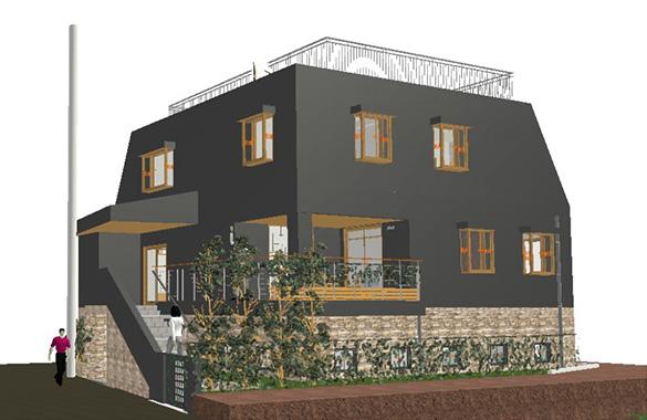 一般住宅設計について