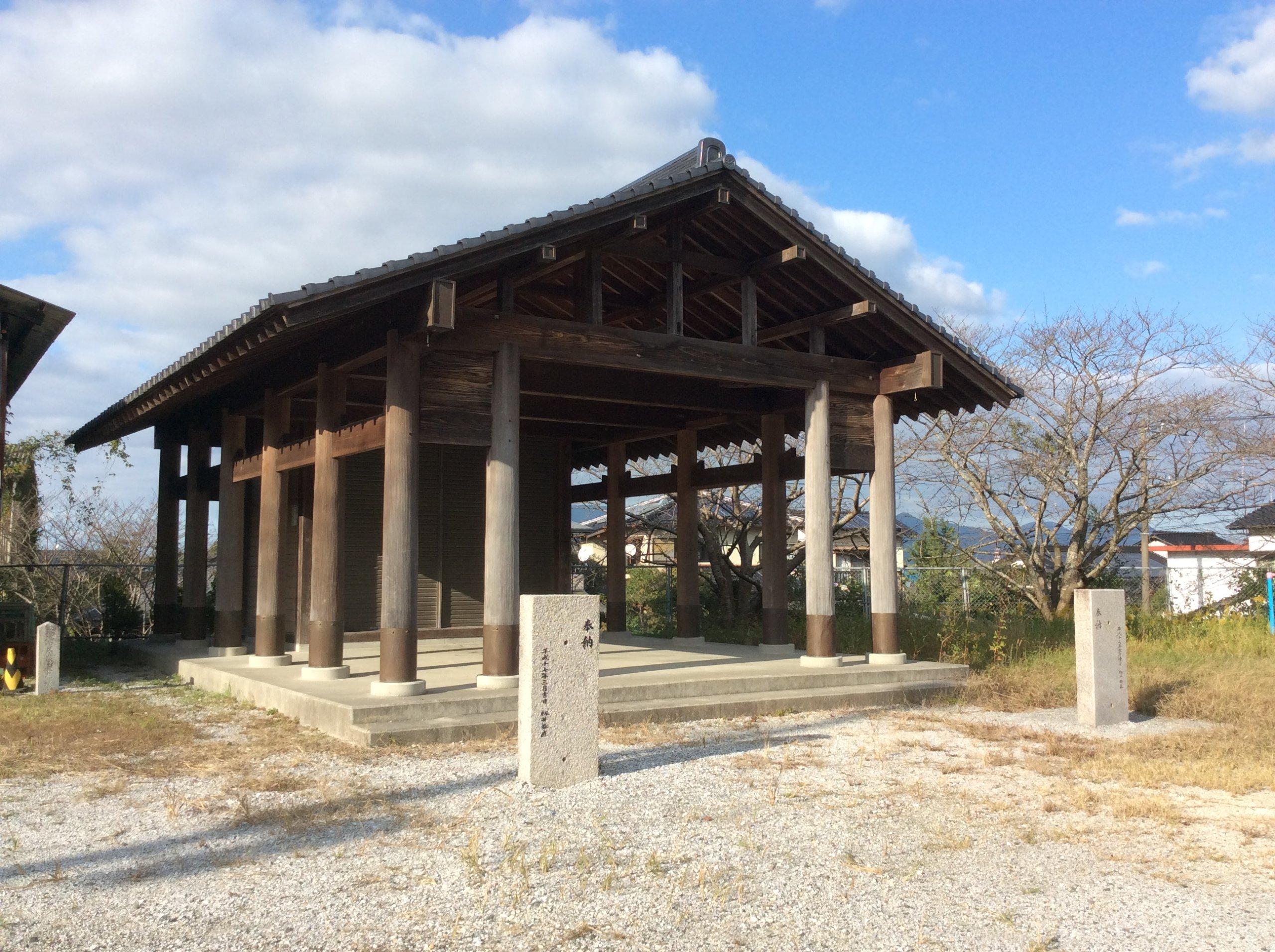 位登八幡神社の御旅所